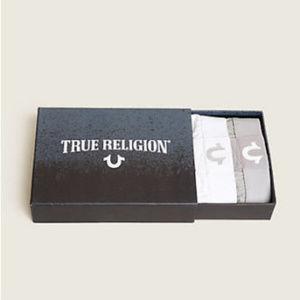 True Religion 2 Pack Boxer Brief Underwear